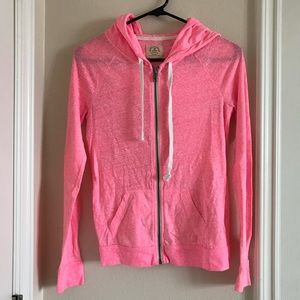 American Eagle Zip-up Sweater